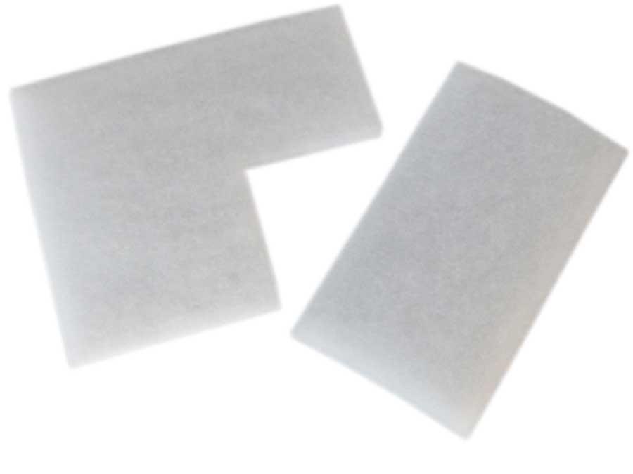 20 Ersatzfilter G4 f/ür Nilan Comfort CT300 Filter KWL