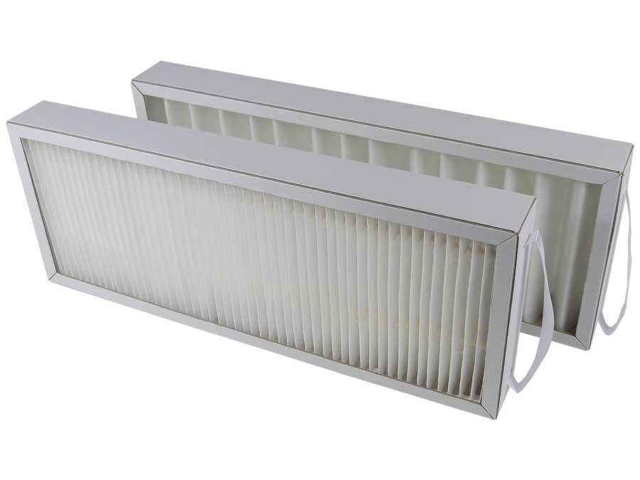 1 x Buderus Logavent HRV 31 Ersatzfilter F7 Filter